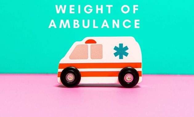 Weight Of Ambulance Pictures