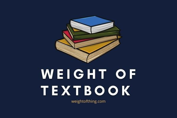 Weight of Textbook Pictures
