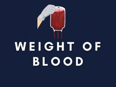 Weight of a Pint of Blood