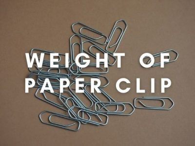 Weight of paper Clip Pictures